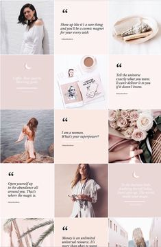 Beautiful logos, web design kits and watercolors by SwitzerShop Instagram Design, Layout Do Instagram, Instagram Hacks, Photo Pour Instagram, Insta Layout, Feeds Instagram, Instagram Grid, Story Instagram, Instagram Aesthetic Ideas
