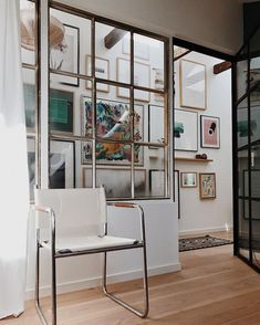 my scandinavian home: 15 Small Space Hacks To Learn From a Beautiful Danish Home Interior Railings, Interior Windows, Home Interior, Interior Architecture, Interior Paint, Loft Design, House Design, Scandinavian Home, Home And Living