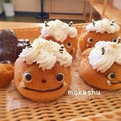 Oni  Cream puff