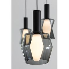 Airam K2-142 pendant, greenish grey Pendant Lamp, Pendant Lighting, Wall Lights, Ceiling Lights, Colored Glass, Glass Shades, Grand Prix, Lighting Design, Light Fixtures