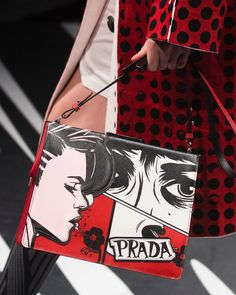 """518 Likes, 3 Comments - WGSN (@wgsn) on Instagram: """"We need to talk about Prada: Miuccia addressed feminism, politics and art in a graphic and thought…"""""""