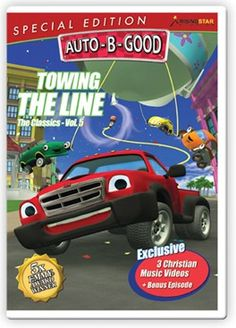 Auto-B-Good: Towing the Line Special Edition // traits include Promptness, Readiness, Respect, Self-Discipline, and Punctuality
