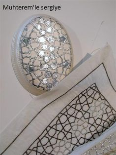 Moroccan Design, Hand Embroidery, Weaving, Textiles, Stitch, Detail, Crafts, African, Full Stop
