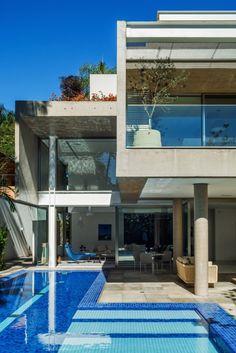 MG Residence / Reinach Mendonça Arquitetos Associados © Nelson Kon