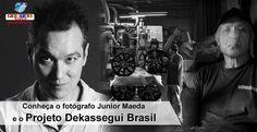 Fotógrafo brasileiro no Japão retrata o cotidiano do dekassegui em ordem cronológica se iniciando no anos 90 até a nossa atualidade com imagens do cotidiano.