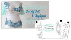 Swirly Belt Premium Package