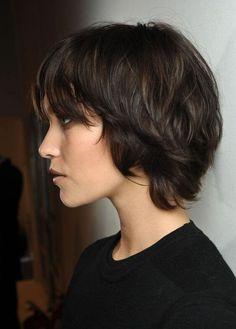 Yıka-çık saçlar: Bu kısa saç modelleri şekillendirme gerektirmiyor! | Saç Sırları