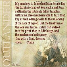 Quote from Voyager/Diana Gabaldon
