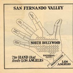 San Fernando Valley: The Hand that Feeds LA, circa 1920s :: San Fernando Valley History