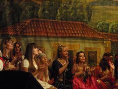 """Fragment of the performance """"Flamenco duende"""""""