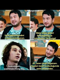 Mabel Matiz gibisin Movie Quotes, Funny Quotes, Funny Share, Best Caps, I Don't Care, New Moon, Movies Showing, Comedy, Funny Pictures