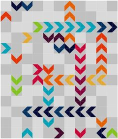 a quilt like this!~