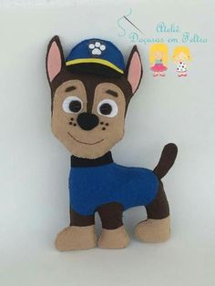 VK is the largest European social network with more than 100 million active users. Cute Sewing Projects, Sewing Patterns For Kids, Felt Patterns, Christmas Ornament Crafts, Felt Ornaments, Personajes Paw Patrol, Cumple Paw Patrol, Paw Patrol Party, Animal Fashion