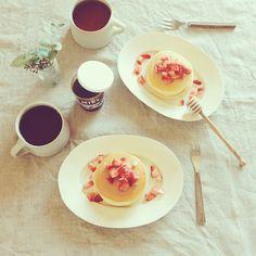 おはようパンケーキ 2.5 #Padgram