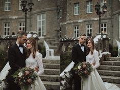 Markree castle wedding ceremony. Castle wedding ireland. Sligo