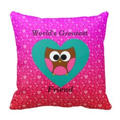 ==>>Big Save on          	Worlds greatest friend owl pillow           	Worlds greatest friend owl pillow We provide you all shopping site and all informations in our go to store link. You will see low prices onDeals          	Worlds greatest friend owl pillow Review from Associated Store with ...Cleck Hot Deals >>> http://www.zazzle.com/worlds_greatest_friend_owl_pillow-189894159703423520?rf=238627982471231924&zbar=1&tc=terrest