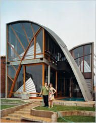 John Lautner - NCMH Modernist Masters Gallery
