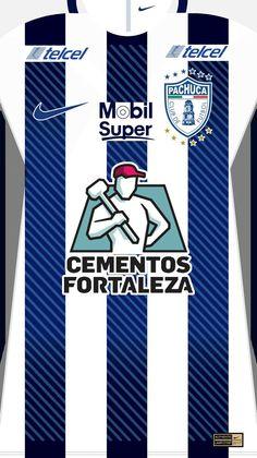 Pachuca 17-18 kit home
