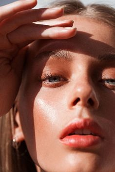 Lauren de Graaf by Tom Newton for Into the Gloss