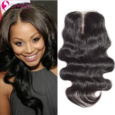 downey lace wig application hair closure piece 004