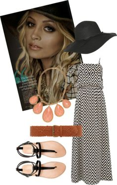 """""""Nicole Richie Style"""" by crcockrell on Polyvore"""