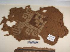 Peruvian Textiles, Fiber Art, Objects, Museum, Stitch, Inspiration, Image, Collection, Textile Art