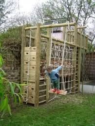 Image result for backyard climbers