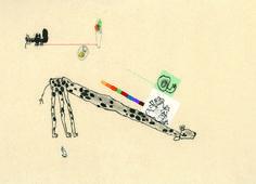 G Is For Giraffe - Shelley Davies