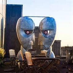 Pink Floyd Division Bell Artwork