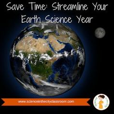 Save Time: Streamline Your Earth Science Year - Science in the City - differentiated, hands-on, technology-rich, science curriculum and experiments - Pinsit Earth Science Activities, Fun Classroom Activities, Science Curriculum, Science Resources, Science Classroom, Science Lessons, Teaching Science, Life Science, Teaching Ideas