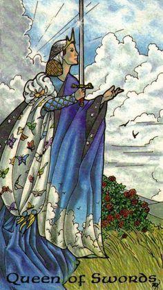 Robin Wood Tarot by Robin Wood Copyright 1999