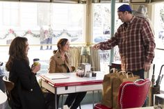 PSA, Gilmore Girls Fans: Netflix Is Converting 200 Coffee Shops Into Luke's Diner for One Day