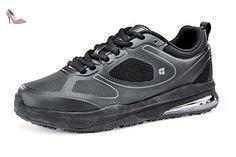 Chaussures pour Crews 36106–41/7Style Ollie II antidérapant pour femme décontracté Baskets, taille 7, Noir