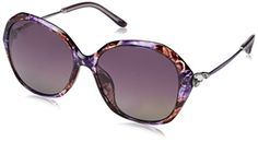 85732b0b1f4d Amazon.com  Bolon Women s (bl2519) Polarized Round Sunglasses
