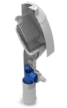 The Clean Rain Ultra Downspout Diverter is Atlantic's all-in-one rainwater filtration and collection system which collects, cleans and filters rainwater. It even accommodates multiple connection metho