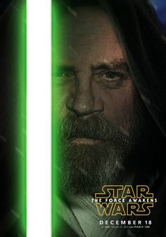 Luke Skywalker the force awakens