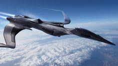 Future Jet (S W A N . V2) - Concept , Edon Guraziu on ArtStation at http://www.artstation.com/artwork/future-jet-s-w-a-n-v2-concept