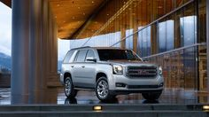 Hey chaeck out the 2015 GMC Yukon perfect for the big family! for details http://www.dzooom.com/dubai/autos/cars/view/2015-gmc-yukon/17848