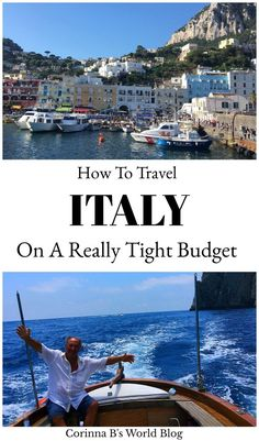 How To Travel Italy On A Really Tight Budget. 7 key tips to save you money and make travel a reality instead of just a dream. Italy Travel Tips, Europe Travel Guide, Budget Travel, Travel Money, Travel Goals, Travel Guides, European Destination, European Travel, Cool Places To Visit