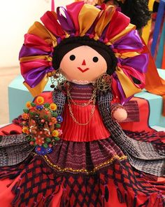 Mexican Fiesta Birthday Party, Mexican Party, Mexican Folk Art, Mexican Style, Colombian Art, Mexico Culture, Mexico Art, Mexican Designs, Cute Images