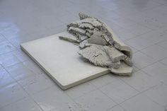 Christoph Weber Not yet titled, 2012 concrete 26 x 74 x 81 cm Art Los Angeles Contemporary, Contemporary Art, Concrete Cement, Art Blog, Artsy, Sculpture, Artwork, Inspiration, Action