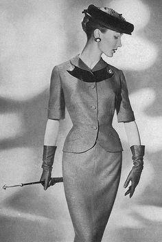 Evelyn Tripp, 1950's