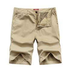 Men's Cargo Shorts Golf Pants Military Trousers Mens Loose Casual Fashion Sport #MensCargoShortsGolf #Golf