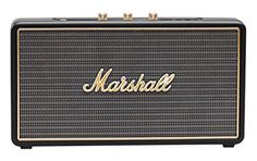 Recensione Marshall Stockwell Altoparlante Portatile, Bluetooth, Nero