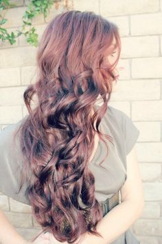 how to curl your hair. Awesome tutorial for my super long hair