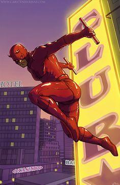 Spandex Daredevil