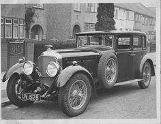 W.O. Bentley