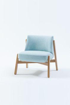 Informal Lounge Sitting Area   Jardan Armchair Harper.