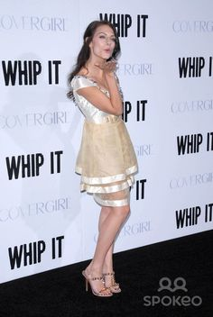 Julia Voth at the Los Angeles Premiere of 'Whip It'. Grauman's Chinese Theatre, Hollywood, CA. 09-29-09