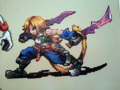 Perler projects by Bgoodfinger | Sprite Stitch